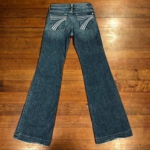 7 for All Mankind Pastel Dojo Jeans